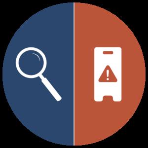 ISO 9001 - ISO 45001 logo